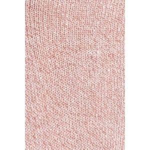Free People Accessories - Free People Pink Roseland Glitter Socks NWOT